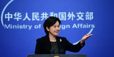 外交部:美欧之间发展经贸关系不应拿中国说事